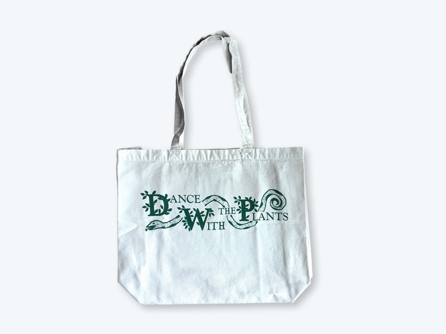 GMT Dance With the Plants Canvas Totebag