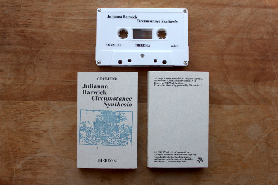 THERE002 - Julianna Barwick - Circumstance Synthesis