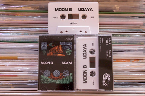 Moon B - Udaya Tape - CS