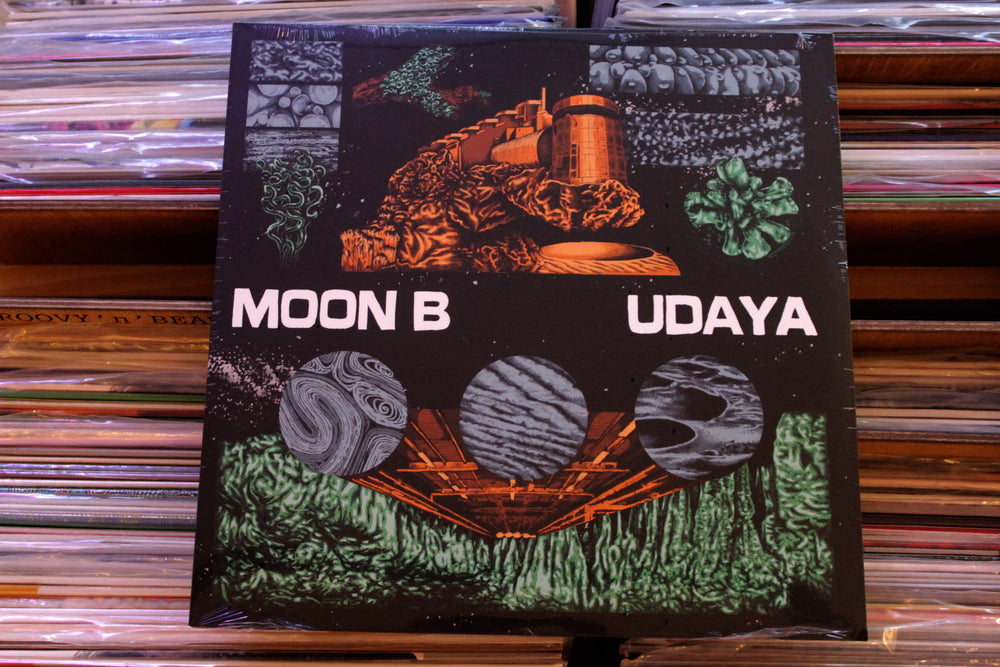 Moon B - Udaya - LP