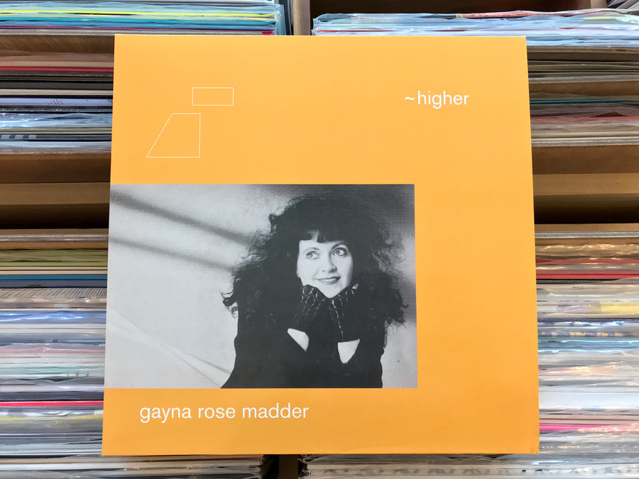 Flo Sullivan / Gayna Rose Madder ‎– Higher