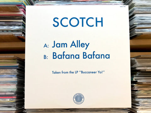 Scotch ‎– Jam Alley / Bafana Bafana