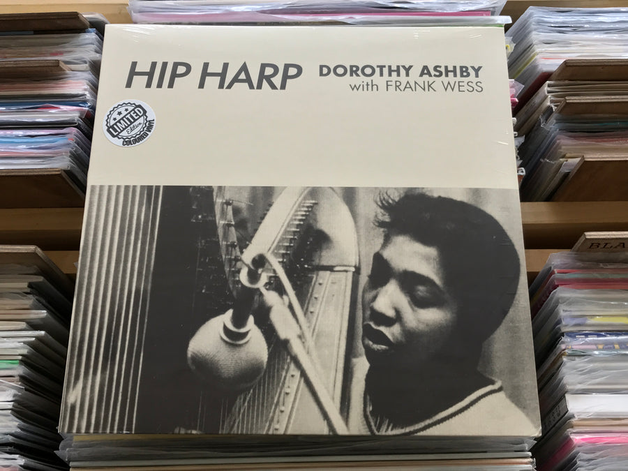 Dorothy Ashby With Frank Wess ‎– Hip Harp