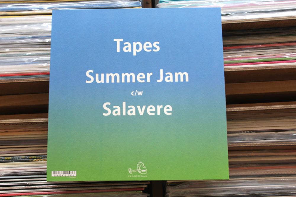 Tapes ‎– Summer Jam / Salavere