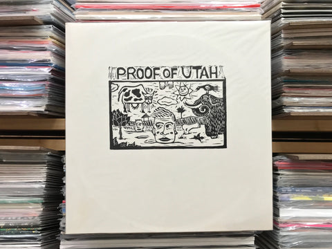 Proof Of Utah ‎– A Dog, A Dodo & A Fool (Sourced Stock)
