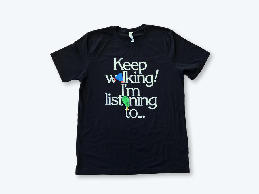 Geographic North - Keep Walkin' Tee