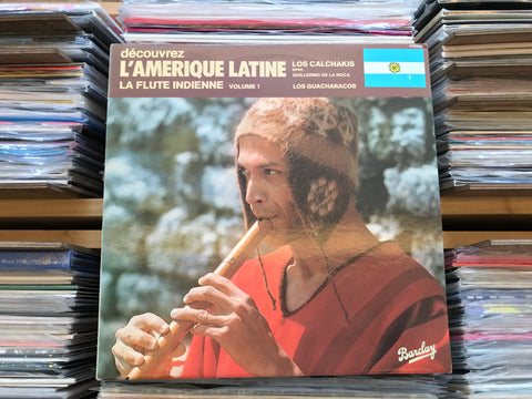 L'amerique Latine - La Flute Indienne Vol 1 (Used)