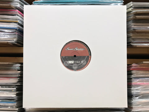 Theo Parrish - I Can Take It / Sawala Sayale