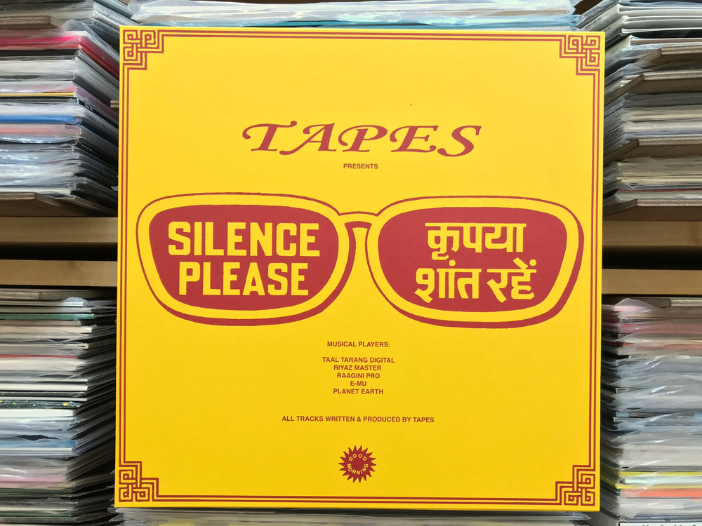 Tapes - Silence Please