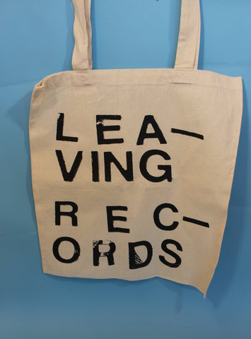 Leaving Records Tote Bag