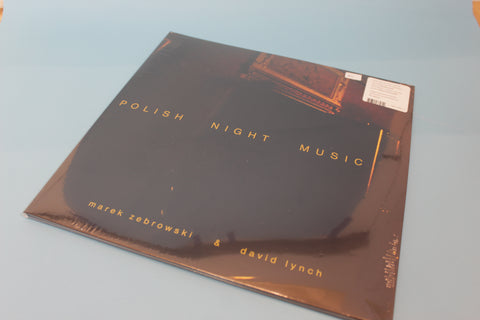 David Lynch & Marek Zebrowski - Polish Night Music