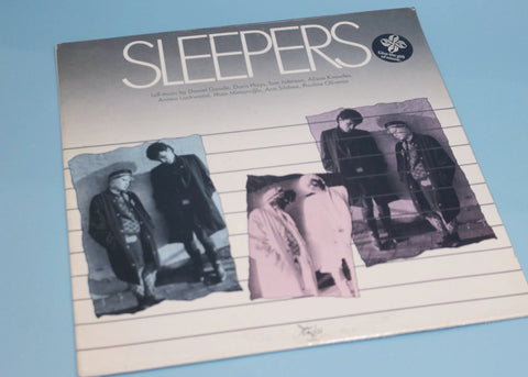 Various ‎– Sleepers (Dead stock)
