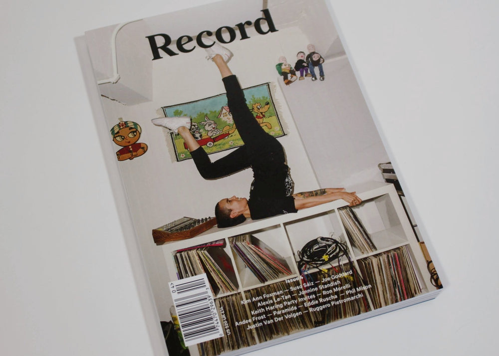 Record Magazine Issue 4