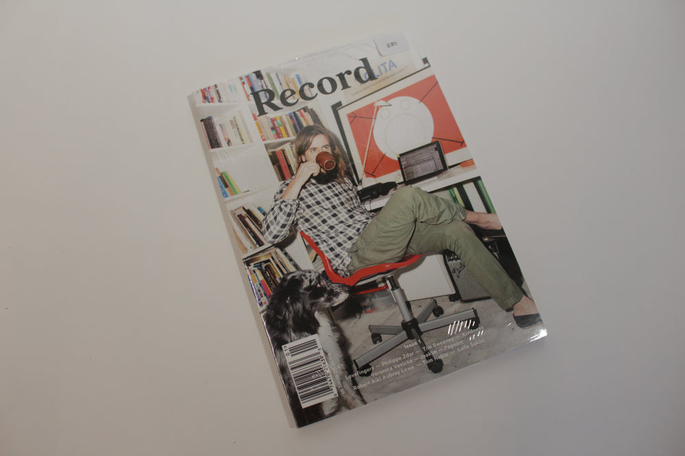 Record Magazine Issue 1