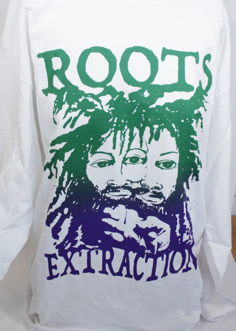 Roots Extraction Long Sleeve Tee