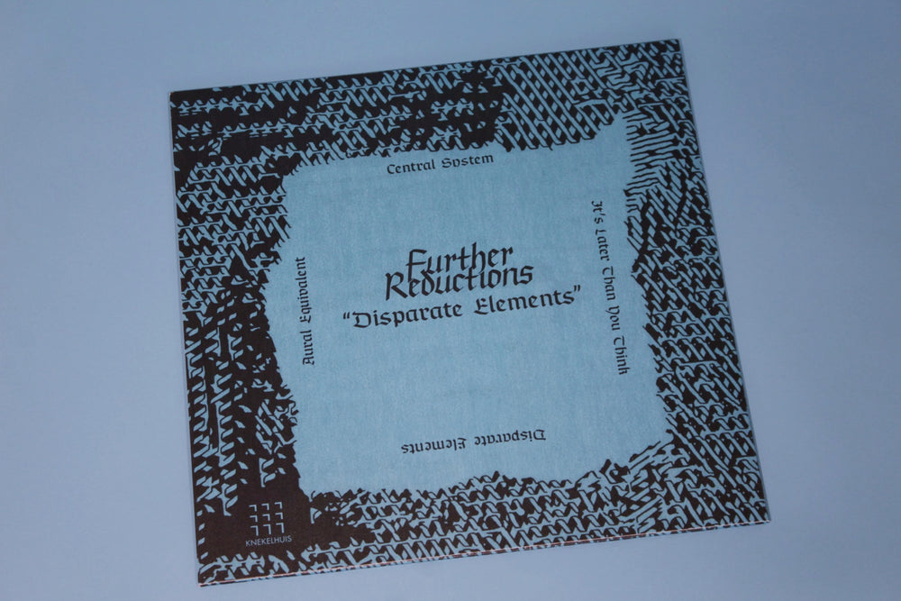 Further Reductions ‎– Disparate Elements