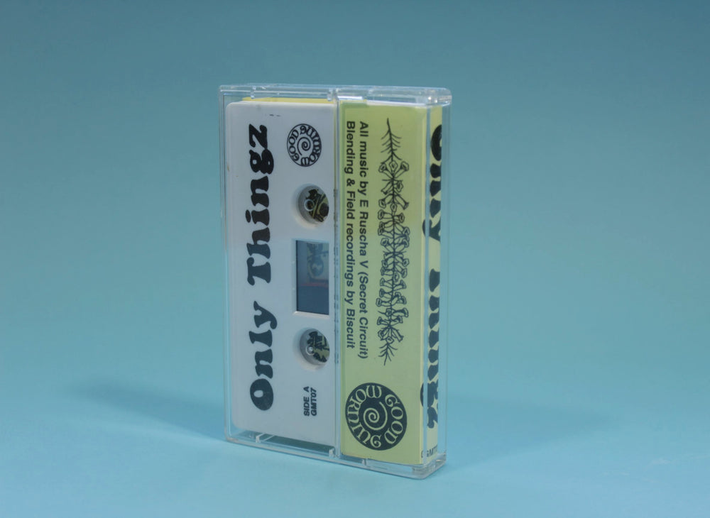 Good Morning Tapes 07: E Ruscha V - Only Thingz
