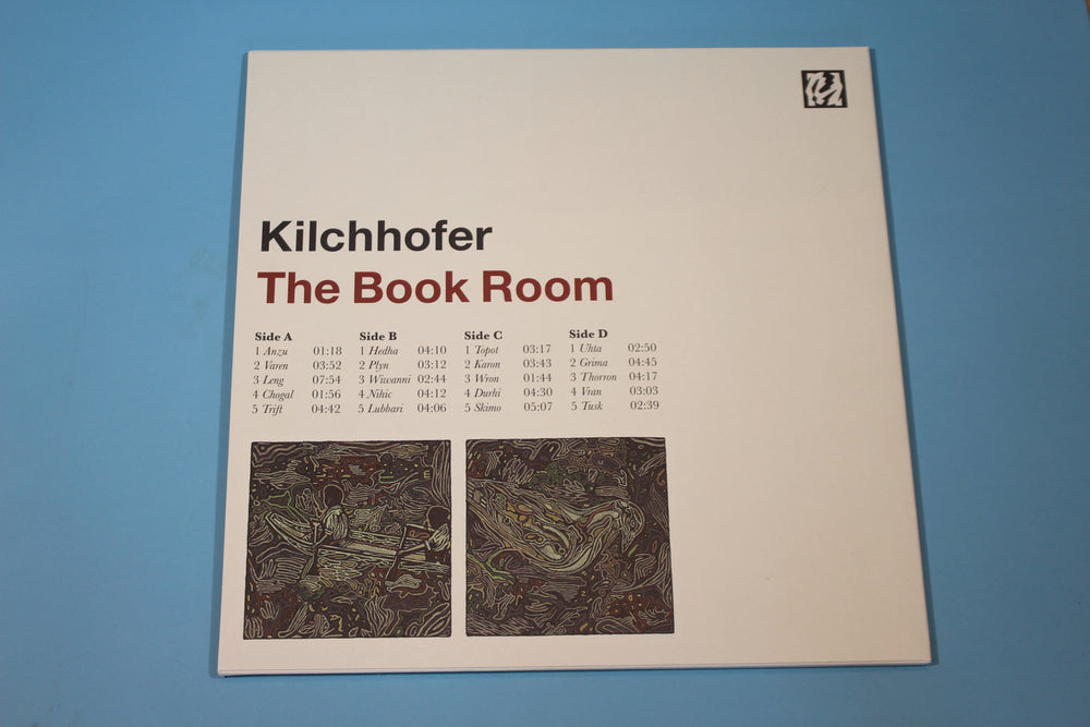 Kilchhofer ‎– The Book Room