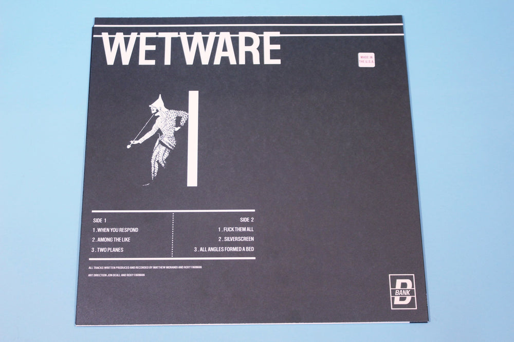 Wetware ‎– Salpinx