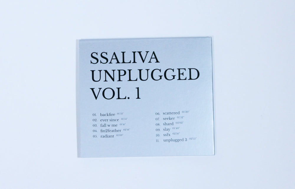 Ssaliva ‎– Unplugged Vol. 1