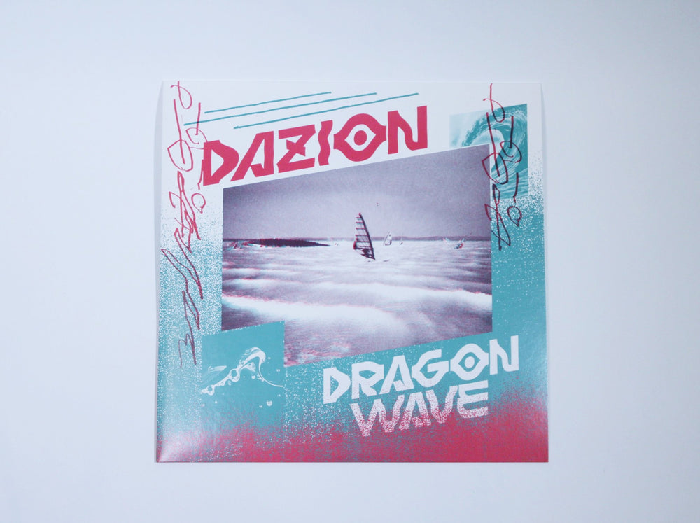Dazion ‎– Dragon Wave