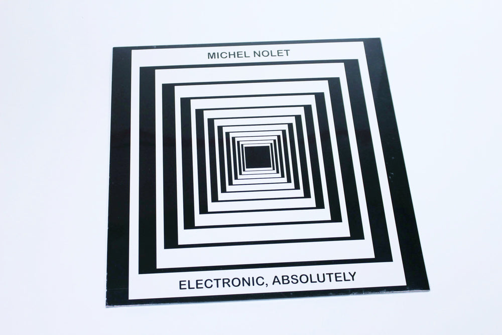 Michel Nolet ‎– Electronic, Absolutely