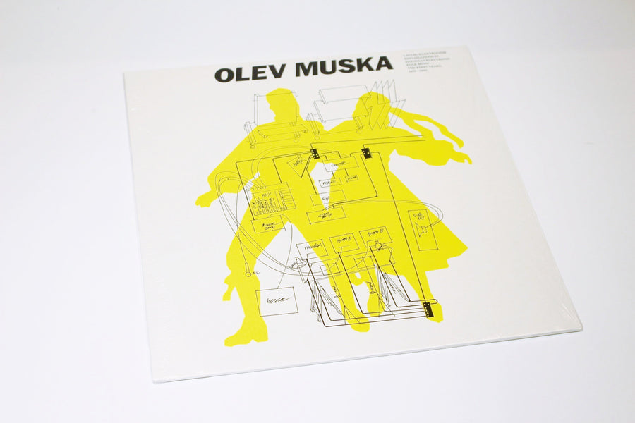 Olev Muska ‎– Laulik-Elektroonik: Explorations in Estonian Electronic Folk Music - The First Years, 1979-1983