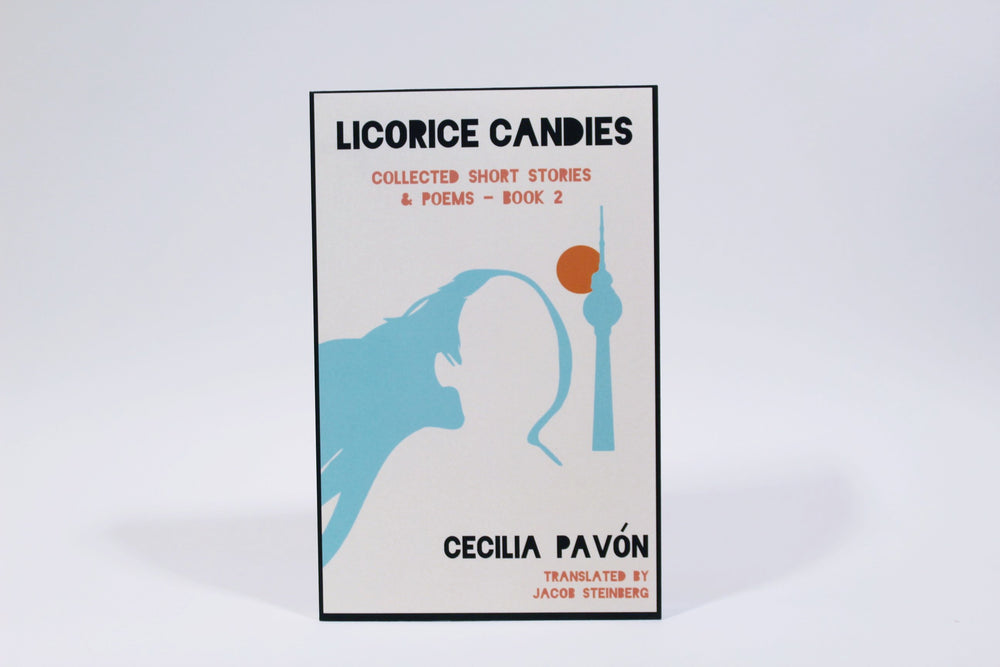 Cecilia Pavon - Licorice Candies