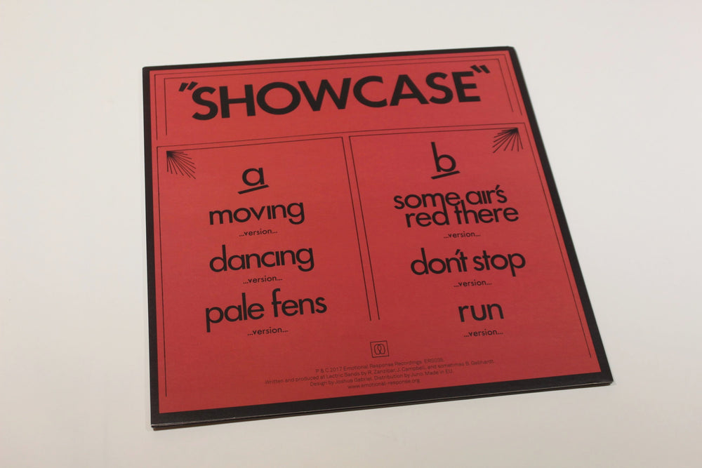 Out 2 ‎– Showcase