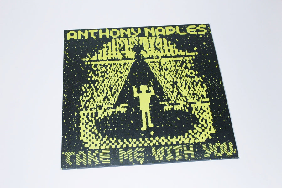 Anthony Naples ‎– Take Me With You