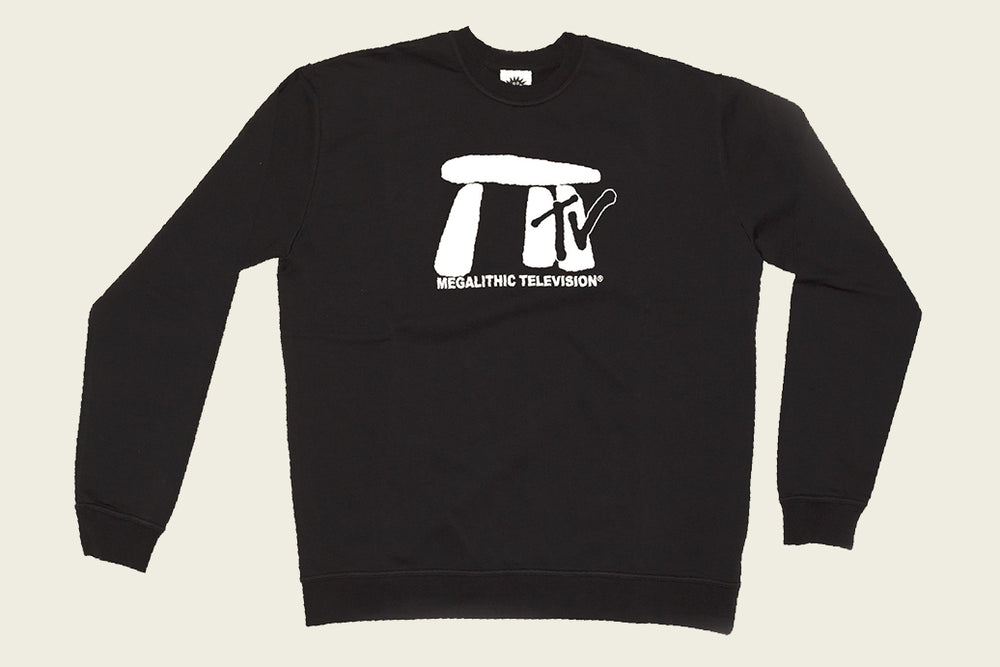 GMT Megalithic TV Crewneck