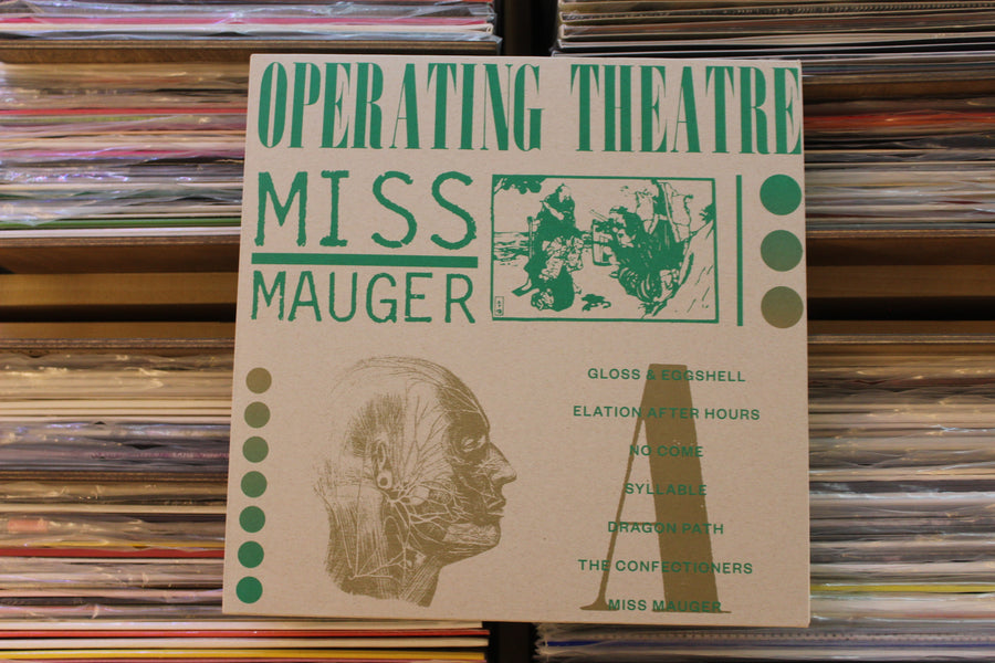 Operating Theatre ‎– Miss Mauger