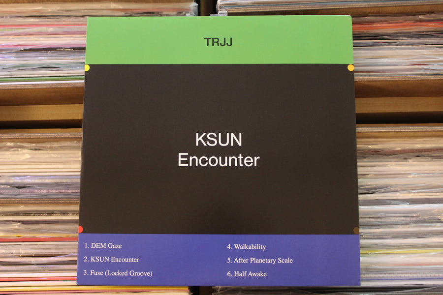 TRJJ ‎– KSUN Encounter