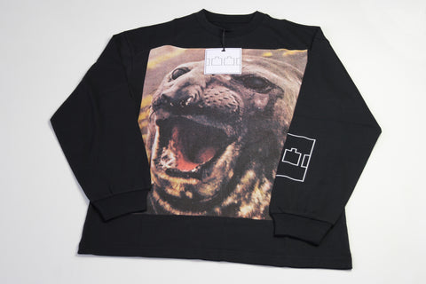 The Trilogy Tapes Seal LS Shirt - Black