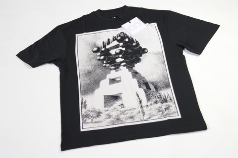 The Trilogy Tapes Fek Wah Tee - Black