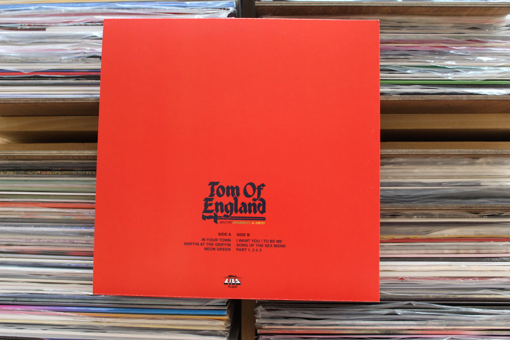 Tom Of England ‎– Sex Monk Blues