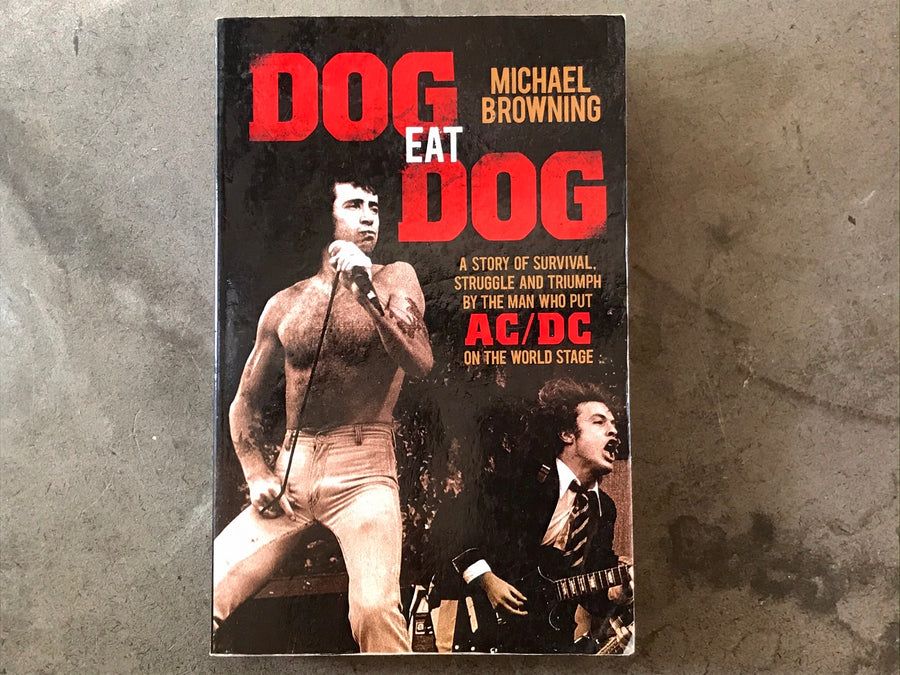 Dog eat Dog - book