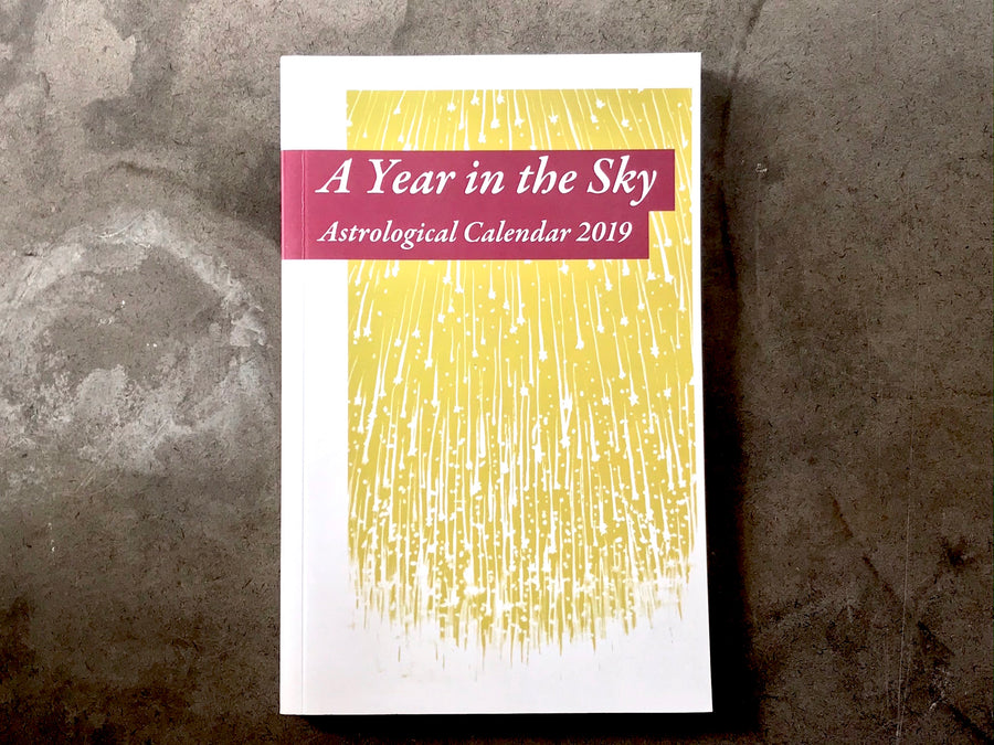 A Year in the Sky: Astrological Calendar 2019