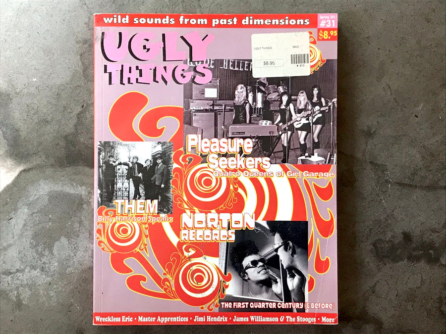 Ugly Things #31- book