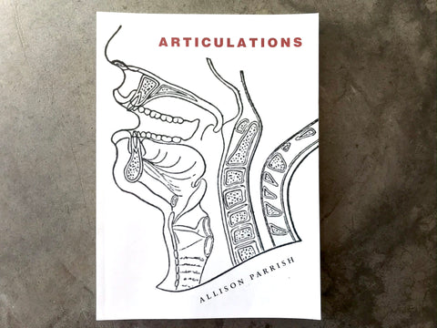 Allison Parrish - Articulations