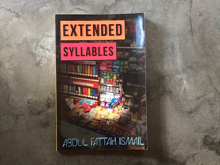 Abdul Fattah Ismail - Extended Syllables - Book