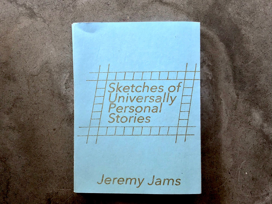 Sketches of Universally Perfect Stories - Jeremy Jams