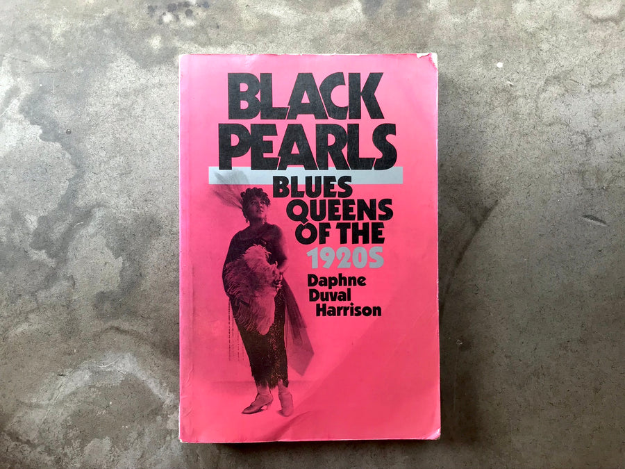 Black Pearls: Blues Queens of the 1920s - book