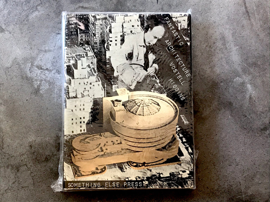 Wolf Vostell, Dick Higgins - Fantastic Architecture Book