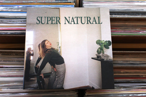 Jonnine ‎– Super Natural