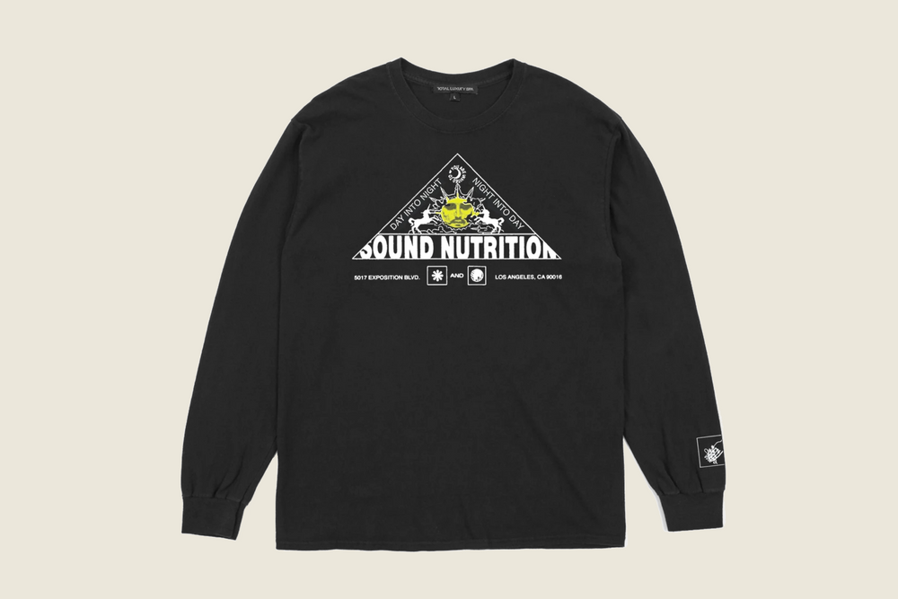 Total Luxury Spa Sound Nutrition LS