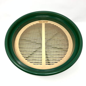 "Round (11"") Mealworm Pupae Sifting Tray"