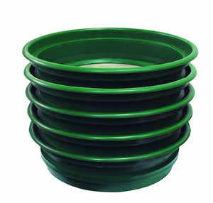 Green sifting trays. Contact for purchasing info!