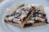 Katie's Famous Amish Blueberry Shortbread Bars