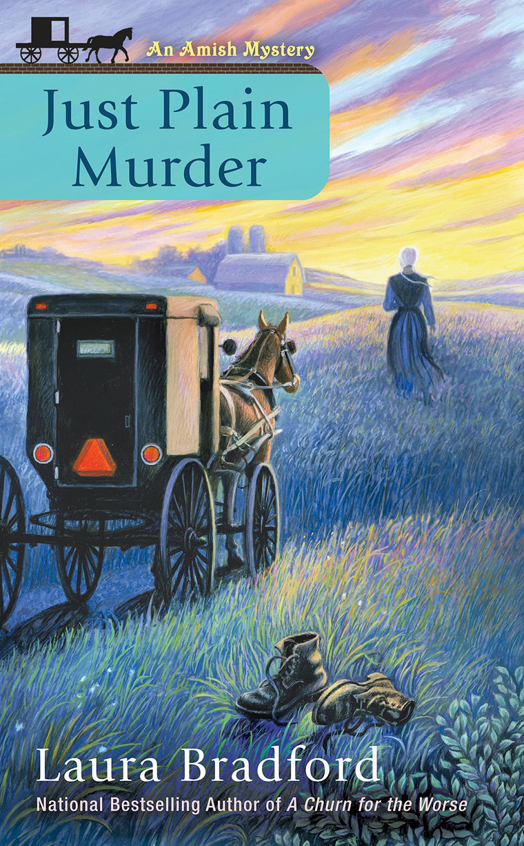 Just Plain Murder (An Amish Mystery)